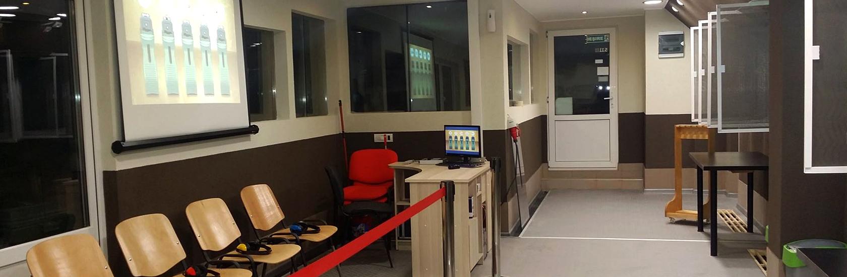 banner site indoor